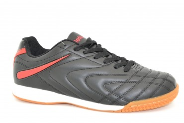 7336-9805 BLACK/RED ATLETICO pak8p. 36-41