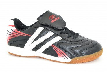 7336-S76623-1 BLACK/RED ATLETICO pak8p. 36-41