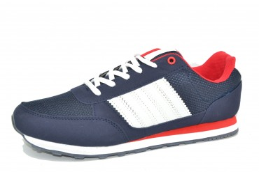 MN20-753 NAVY/WHITE/RED pak12p. 41-46 1/2 kartonu