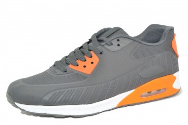 M11-616 GREY/ORANGE pak12p. 41-46 1/2 kartonu