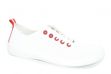 1825-9 WHITE/RED COLLECTION pak12p. 36-41 1/2 kartonu